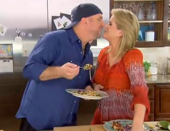 Lasagna with Tofu Ricotta by Trisha Yearwood with Garth Brooks ...